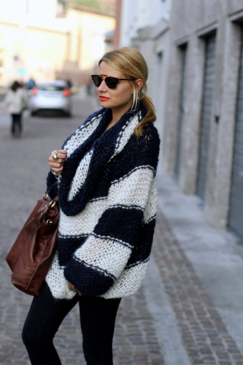 cold street style
