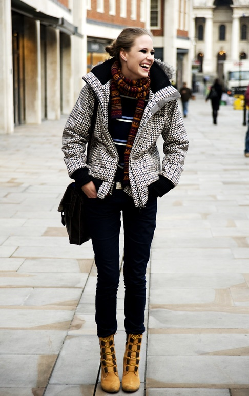 cold weather street style