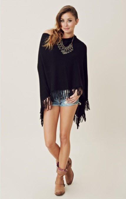bohemian edgy chic