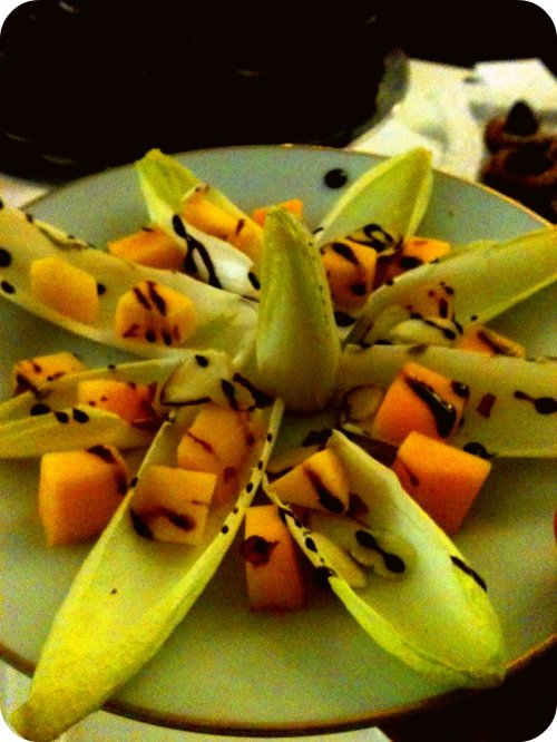 endive salad oscars